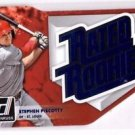 Stephen Piscotty Rated Rookie Die Cut 2016 Donruss #RRDC5 Cardinals 995/999