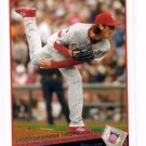Cole Hamels Trading Card Single 2009 Topps #299 Phillies