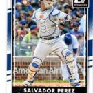 Salvador Perez Trading Card Single 2016 Donruss 172 Royals