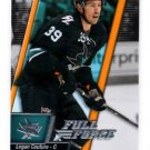 Logan Couture Trading Card Single 2015-16 UD Full Force #20 Sharks