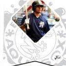 Matt Tuiasosopo Trading Card 2004 Just Minors Justifiable #85
