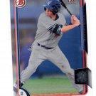 Kyle Holder Trading Card Single 2015 Bowman Draft 27 Yankees