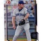 Trevor Megill Trading Card Single 2015 Bowman Draft #62 Padres