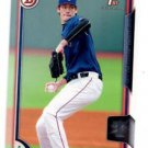 Michael Matuella Trading Card Single 2015 Bowman Draft #70 Rangers