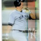 Brian McCann Trading Card 2016 Topps Finest #28 Yankees