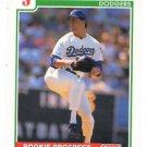 Jim Poole Trading Card Single 1991 Score #357 Dodgers
