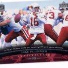 Jake Plummer Trading Card 1998 Upper Deck #49 Cardinals