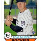 Tom Murphy RC Trading Card Single 2016 Topps Archives #174 Yankees