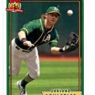 Josh Reddick Trading Card 2016 Topps Archives 280 Athletics