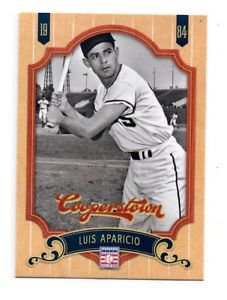 Louis Aparicio Trading Card Single 2012 Panini Cooperstown #136 White Sox