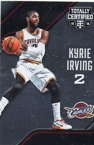 Kyrie Irving Trading Card Single 2015-16 Panini Totally Certified 81 Cavaliers