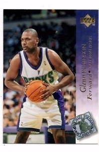 Glenn Robinson Trading Card 1994-95 Upper Deck #193 Bucks