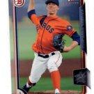 Thomas Eshelman Trading Card Single 2015 Bowman Draft #55 Astros