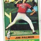 Jim Palmer Trading Card Single 1976 Topps #450 VG Orioles