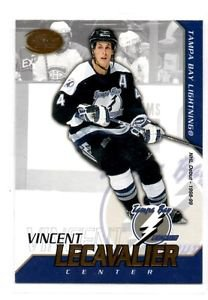 Vincent Lecavalier Trading Card SIngle 2002-03 Pacific Calder Hockey #49