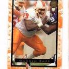 Warren Sapp Trading Card 1996 Fleer Ultra #186 Buccaneers