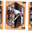Frank Chance Johnny Evers Joe Tinker Lot 2012 Panini Cooperstown #33-35