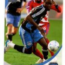 Kei Karma Trading Card Single 2008 Upper Deck MLS 87 Earthquakes