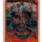 Tim Raines Trading Card Single 1988 Sportflics #2 Expos