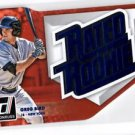 Greg Bird Rated Rookie Die Cut SP 2016 Donruss #RRDC7 Yankees 871/999