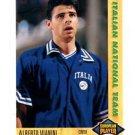Alberto Vianini 1991-92 Upper Deck International Italian #117