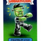 Franklin Stein Trading Card Single 2015 Topps Garbage Pail Kids #60a