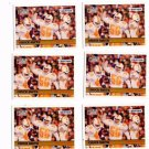 Chuck Smith Trading Card Lot of (6) 1992 Courtside Draft Pix #133