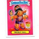 Nicole Troll Single 2013 Topps Garbage Pail Kids Mini #78a
