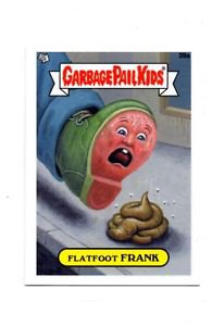 Flatfoot Frank Single 2013 Topps Garbage Pail Kids Mini #39a