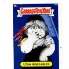 Lisa Miserables Single 2013 Topps Garbage Pail Kids Mini #164a