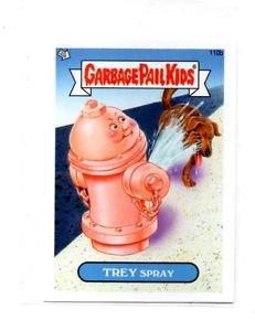 Trey Spray Trading Card 2013 Topps Garbage Pail Kids MIni #110b