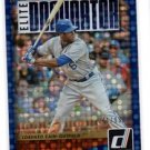 Lorenzo Cain Elite Dominator 2016 Donruss #ED2 Royals 041/999