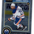 Darnell Nurse RC Trading Card Single 2014-15 OPC Platinum #197 Oilers
