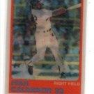 Ivan Calderon Trading Card Single 1988 Sportflics #166 White Sox