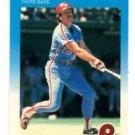 Mike Schmidt Trading Card Single 1987 Fleer #187 Phillies