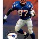 Ben Coates Trading Card 1996 Skybox Premium 104 Patriots