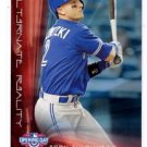 Troy Tulowtizki Alternate Reality Insert 2016 Topps Opening Day AR3 Blue Jays