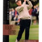 Jack Nicklaus Tour Time Trading Card Single 2001 Upper Deck #195