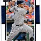 Chase Headly Trading Card SIngle 2014 Donruss #126 Padres