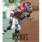 Cedric Jones RC Trading Card 1996 Fleer Ultra 173