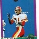 Art Monk Trading Card 1996 Score #259 Jets