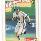 Greg Jefferies Trading Card SIngle 1989 Topps Bazooka #16 Mets