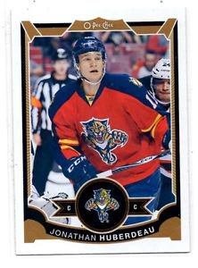 Jonathan Huberdeau Trading Card Single 2015-16 UD O-Pee-Chee #473 Panthers
