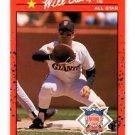 Will Clark Trading Card Single 1990 Donruss #707A Giants