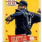 Felix Hernandez Trading Card Single 2013 Panini Hometown Heroes #100 White Sox