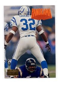 Jack Crockett Trading Card 1996 Skybox Premium Panorama #246 Colts
