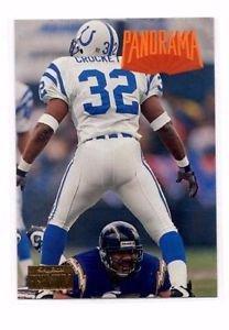 Jack Crockett Trading Card 1996 Skybox Premium Panorama 246 Colts