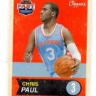Chris Paul Trading Card Single 2011-12 Panini Past & Present #57 Clippers