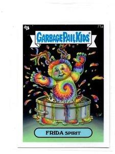 Frida Spirit Trading Card Single 2013 Topps Garbage Pail Kids MIni 71a