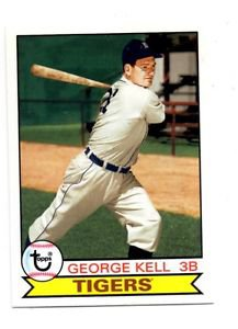George Kell Trading Card 2016 Topps Archives 171 Tigers